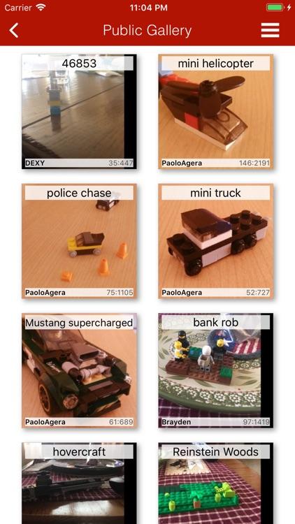 Master Bricks Build New Toys screenshot-5