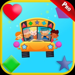 Shapes Games For Kids Toddlers