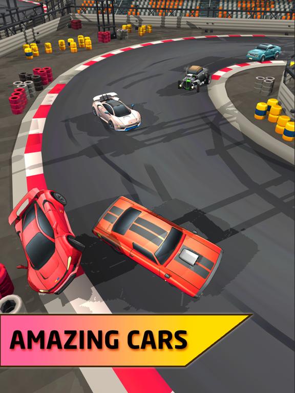 Ipad Screen Shot Top Race! 3