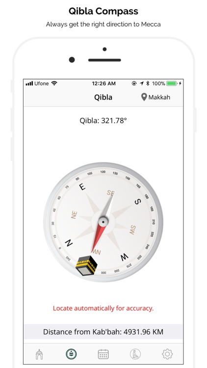 Ramadan 2018 - Adhan & Qibla screenshot-1