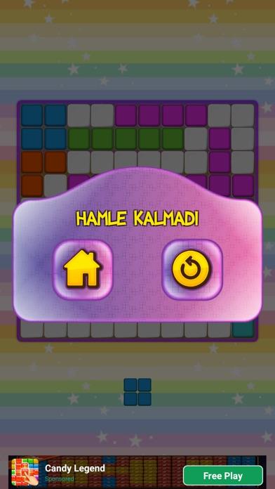 Screenshot of Renkli Bloklar App