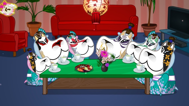 Japanese party: Sushi cooking screenshot-3