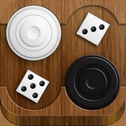 Backgammon Classic Board Live