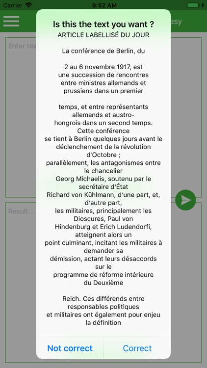 Malagasy French Translator screenshot-8