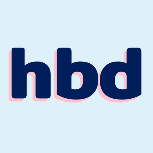 hbd - cards & reminders