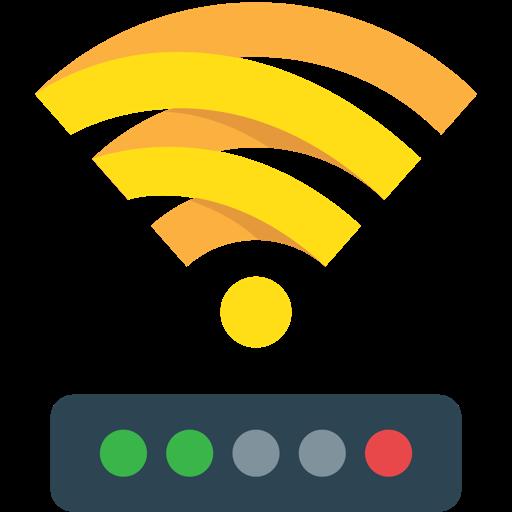 Wifiry: Wi-Fi Signal Strength