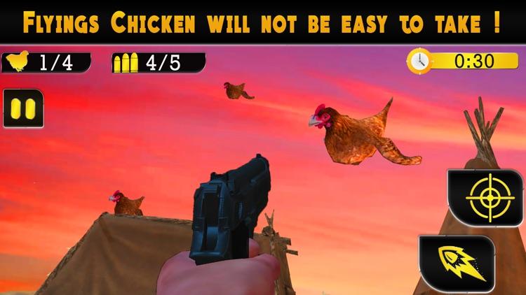 Chicken Shooter 3d