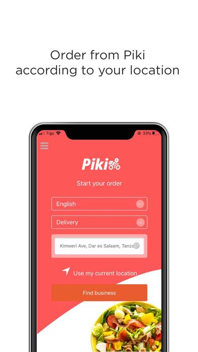 Piki: Food, Drinks & GroceriesScreenshot of 1