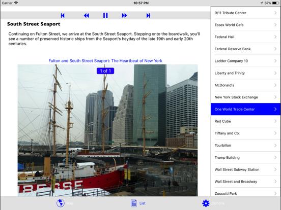 New York City Guided Tour Screenshots