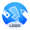 ロゴ作成アプリ.