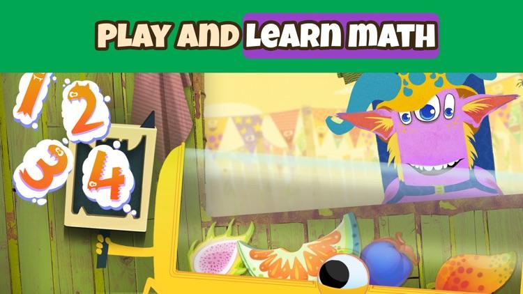 Numberita - Toddler Games screenshot-3