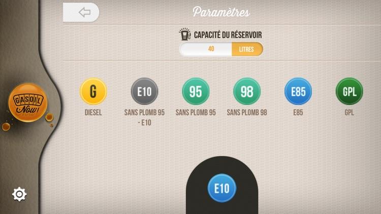 Essence / Gasoil Now screenshot-3