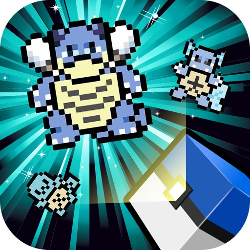 Micromon Adventures app for iphone
