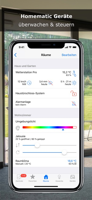 Homematic app iphone kostenlos