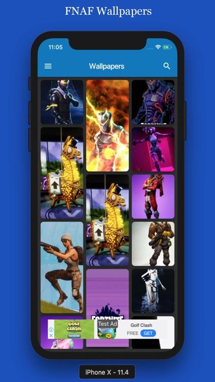 gaming wallpapers for fortnite screenshot-3