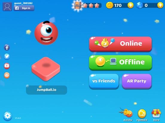 JumpBall.io Скриншоты12