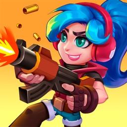 天才枪手-单手弹幕射击游戏