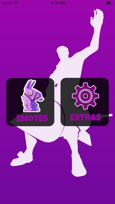 Dance Emotes App For Fortnite Screenshot 1