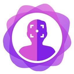 Magical Scanner Face App Mix