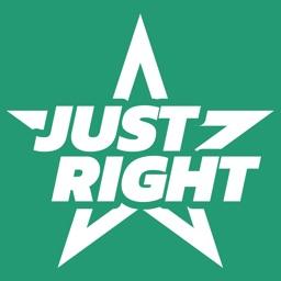 Just Right - Live Quiz