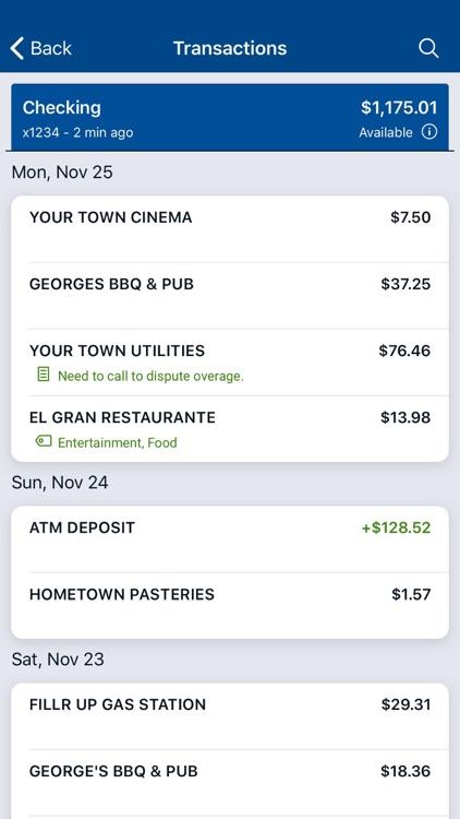 Mainstreet Credit Union screenshot-3