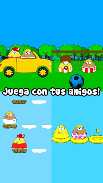 Screenshot for Pou in Ecuador App Store