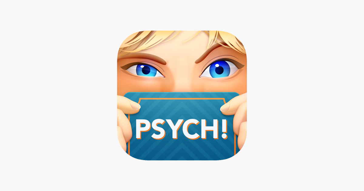 Psych! Outwit Your Friends on the App Store