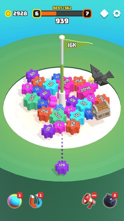 Merge Blocks 3D screenshot-7