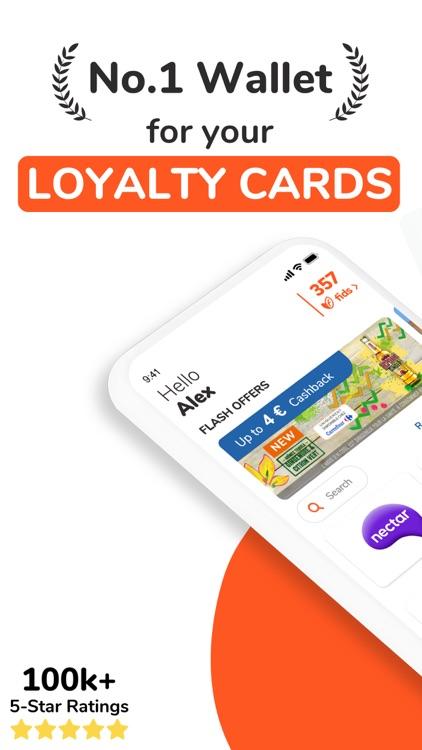 Fidme: Loyalty Cards, Cashback