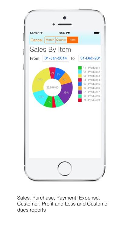 Sales Manager Sales Management screenshot-3