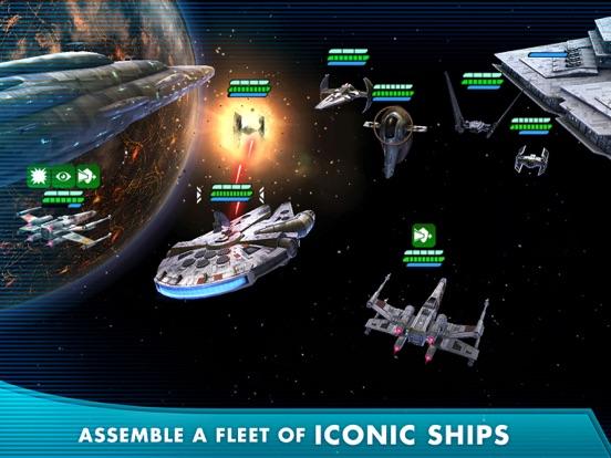 Star Wars™: Galaxy of Heroes iPad
