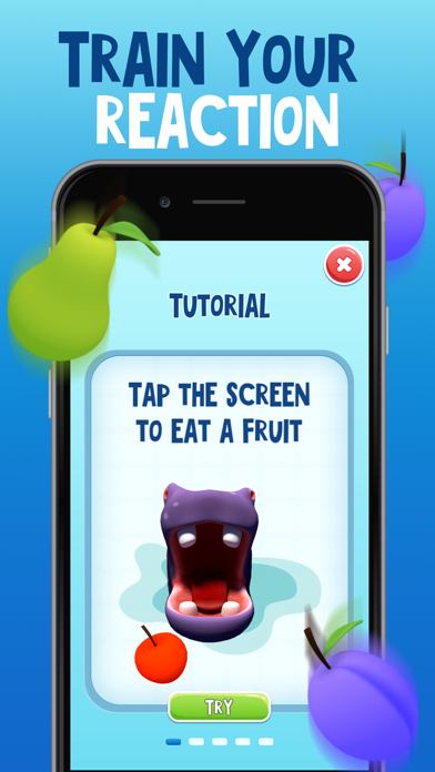 Hippo Math - AR Brain Trainer screenshot 2