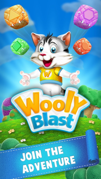 Wooly Blast: Spinning Riddle! screenshot-4