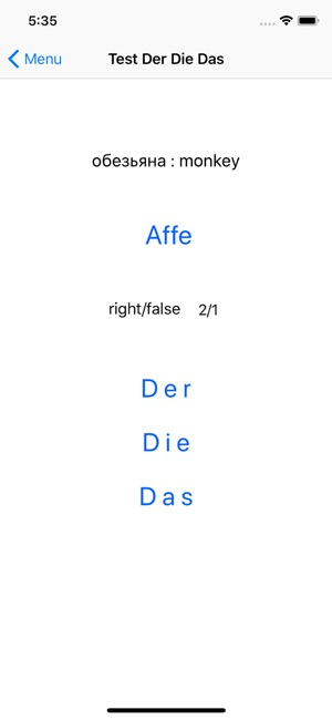 German Test A1 A2 B1 Like Exam On The App Store