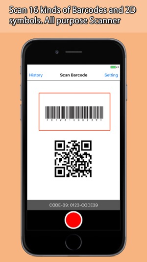 Barcode Scanner - Professional on the App Store