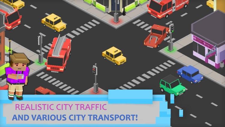 Crossroads: Traffic Light screenshot-4