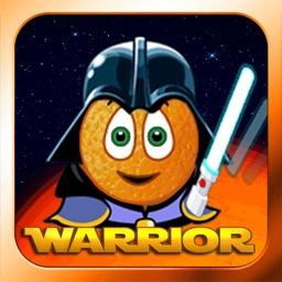 Cover Orange Warrior