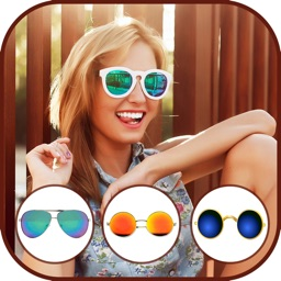 Sunglasses Glass Editor