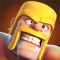 App Icon for Clash of Clans App in United States IOS App Store