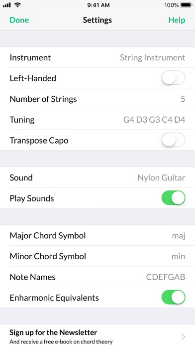 Reverse Chord Finder Pro App Price Drops