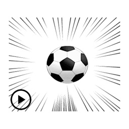 Animated Football Ball Sticker