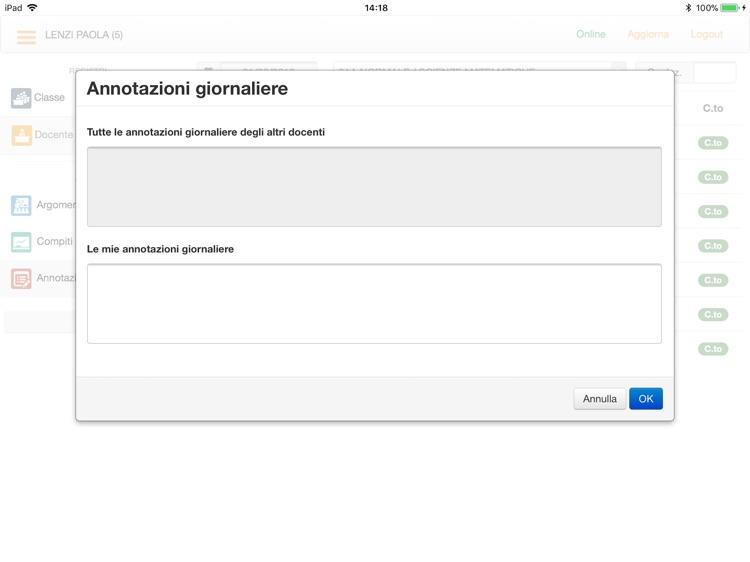 RE App Docenti screenshot-3