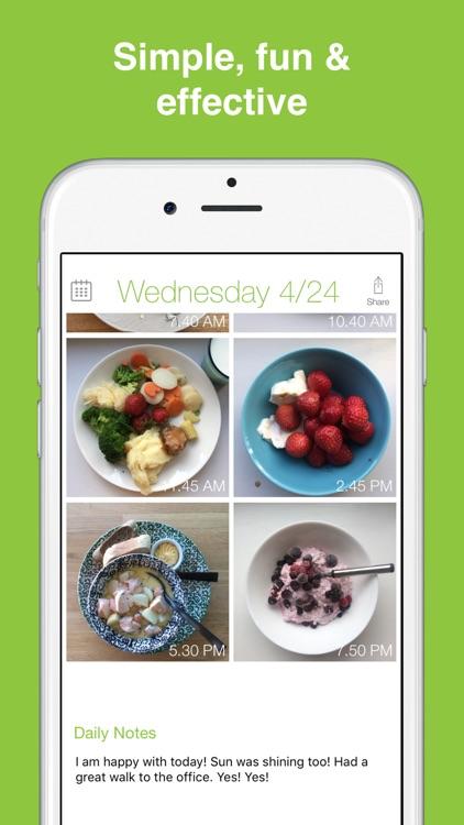 See How You Eat Food Diary App screenshot-3
