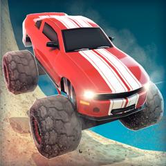 Offroad Monster Truck Race Car