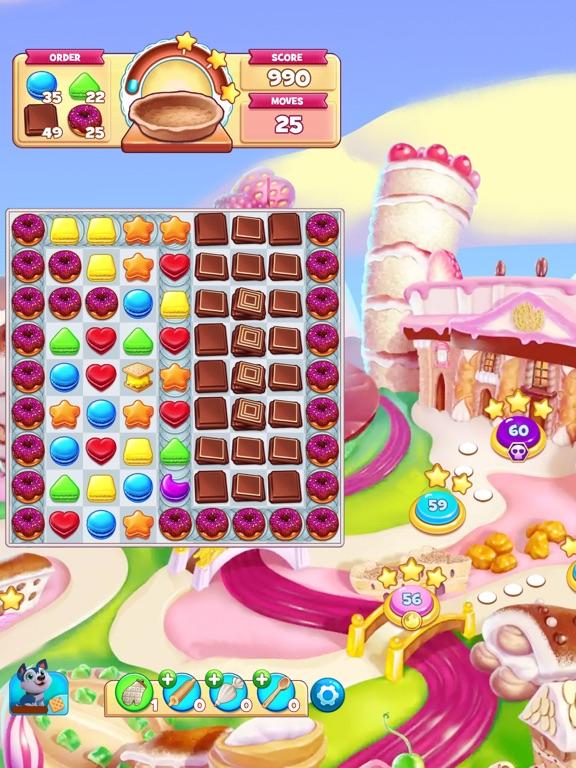 Cookie Jam: Match 3 Games iPad app afbeelding 8