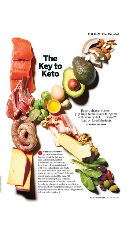 HEALTH Magazine screenshot-4