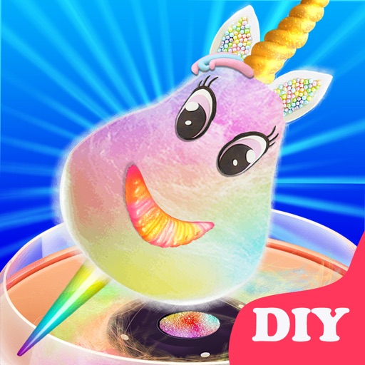 Cotton Candy-DIY Sweet Food