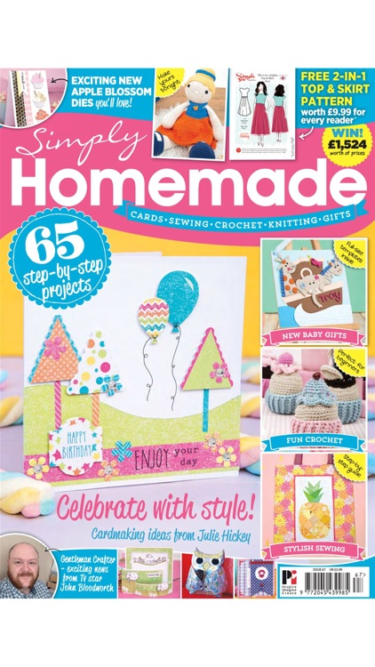 Simply Homemade magazine screenshot-4