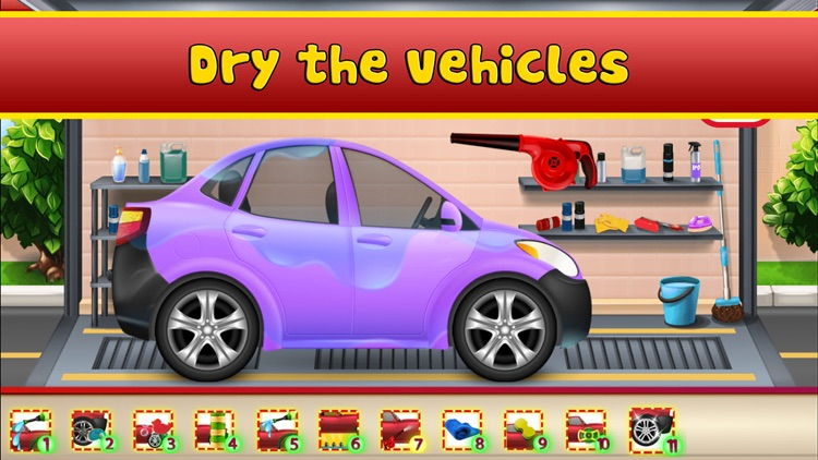 Tiny Car Wash screenshot-9