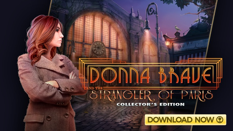 Donna Brave: Paris Strangler screenshot-4